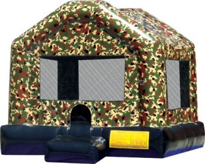 Military Bounce House